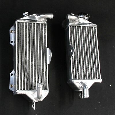 Fit Kawasaki KX500 KX 500MT1988-2004 A Pair Aluminum Radiator 2Row/Core