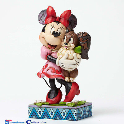Jim Shore Disney 4048657 Minnie and Fifi New 2015