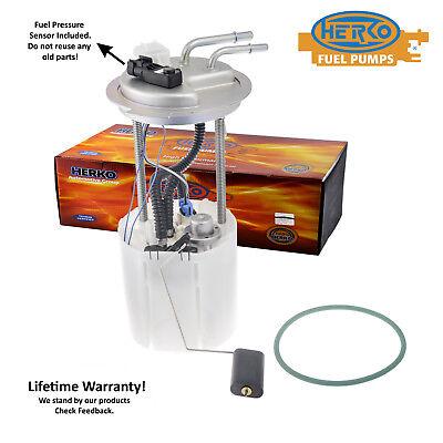 Herko Fuel Pump Module 398GE For Chevrolet GMC Cadillac Tahoe Yukon 08-14 Delphi Cadillac Fuel Pump