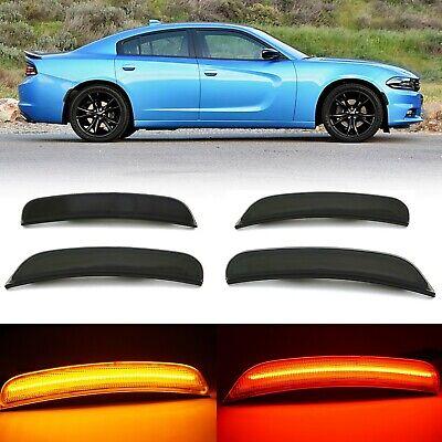 Dodge CHRYSLER OEM 15-18 Charger Rear Bumper-Rear Valance 68225383AB
