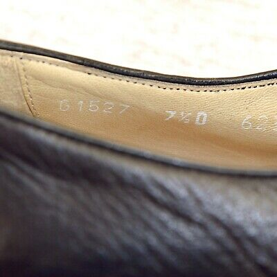 650 GRAVATI Wilkes Bashford 7.5 M Deerskin Allen Edmonds Bags add 15 Trees  - $69.50