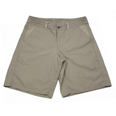 """Howler Brothers Men`s Casual Shorts Khaki Beige Heed The Call Size 36 Inseam 10"""""""