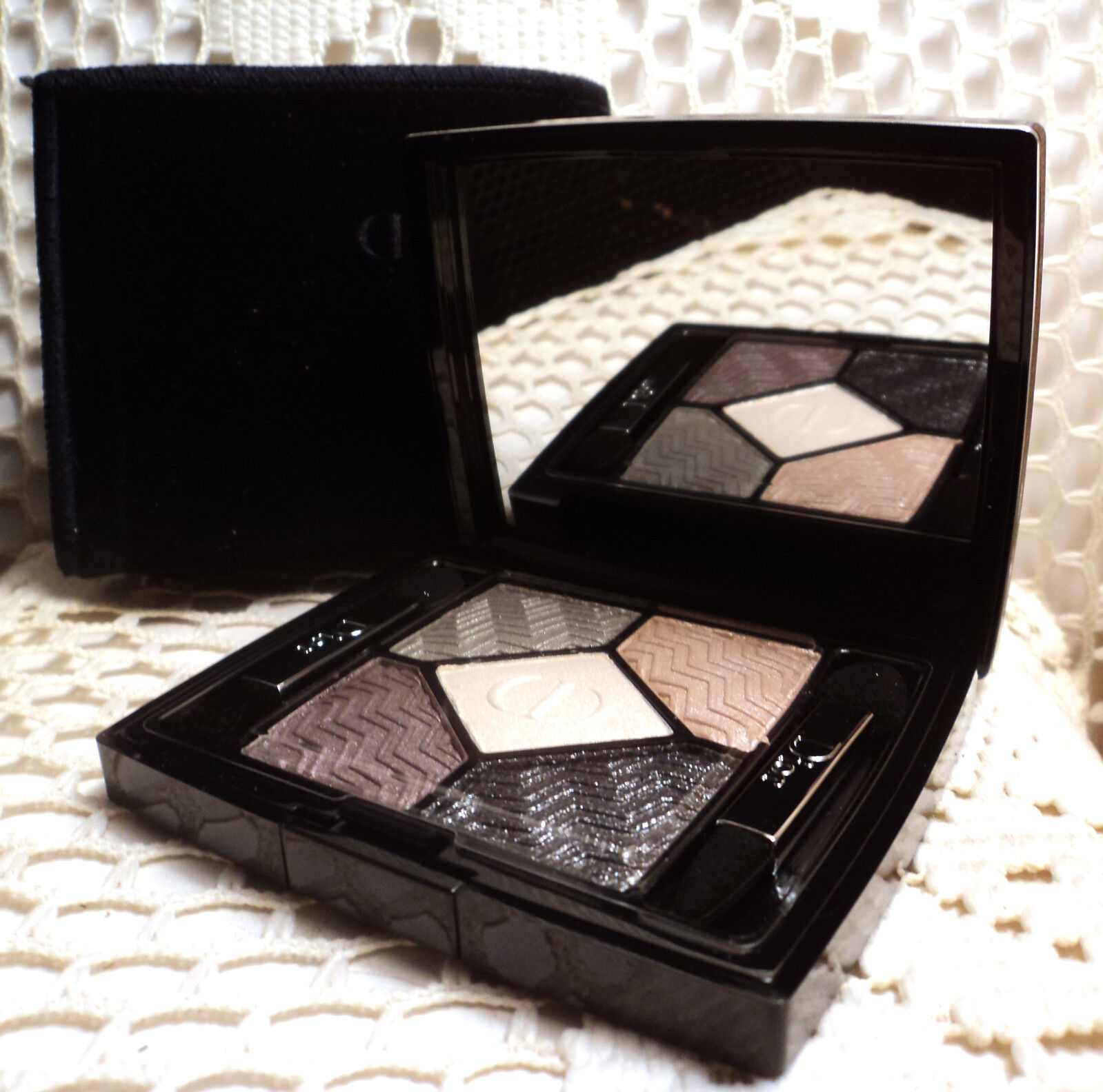 Christian Dior 5 Couleurs State of Gold Palette - 576 Eterna