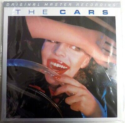 The Cars - The Cars (S/T/LP) - Mobile Fidelity LP - 180 Gram - Gatefold - Sealed