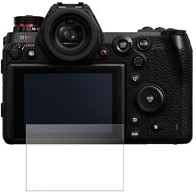 2x Panasonic Lumix DC-S1 Schutzfolie Displayschutzfolie CC Displayfolie