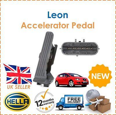 For Seat Leon 1M1 1P1 5F1 5F5 1.2 1.4 1.6 1.8 1.9 HELLA Accelerator Pedal New