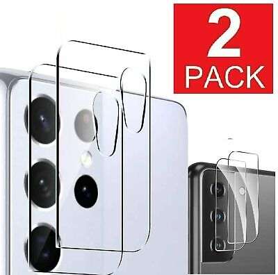 For Samsung Galaxy S21 Plus S21+ Ultra 5G Camera Lens Tempered Glass Protector Cell Phone Accessories