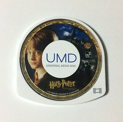 USED PSP Disc Only UMD Video Harry Potter and the Philosopher