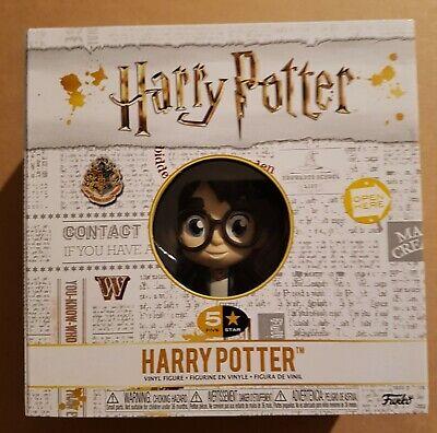 Funko Five Star - Harry Potter mit Eule, Brief und Zauberstab - Vinyl Figur