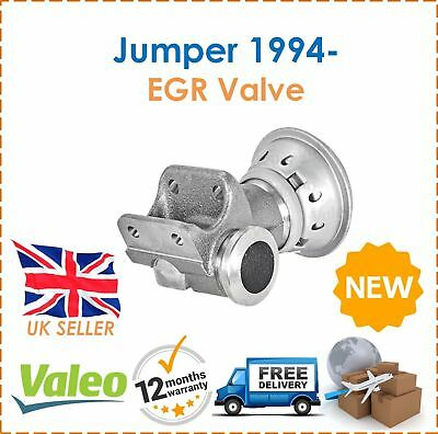 For Citroen Jumper Box Bus Platform Chassis 2.0 2.2 Pneumatic Valeo EGR Valve