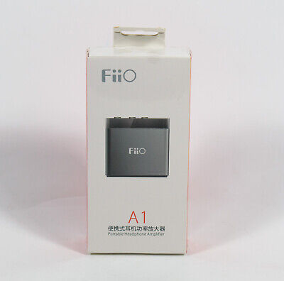 headphone amplifier fiio for sale  Shipping to India