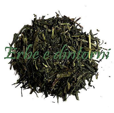 Tè verde BANCHA 100 gr. Ricco in minerali, povero in teina