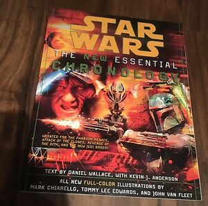 Star Wars New Essential Chronology (Expanded Universe)