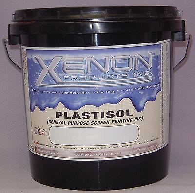 New Screen Printing Plastisol Ink Xenon Black