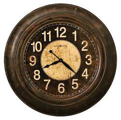 625-545 -  BOZEMAN  34  DIA.  LARGE GALLERY HOWARD MILLER WALL625545 CLOCK