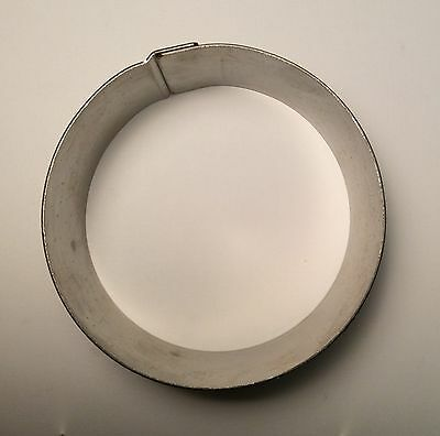 3.5 Inch Stainless Steel Casting Ring For Glass Fusing Screen or Pot