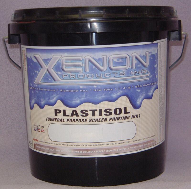 New Screen Printing Plastisol Ink Xenon Purple