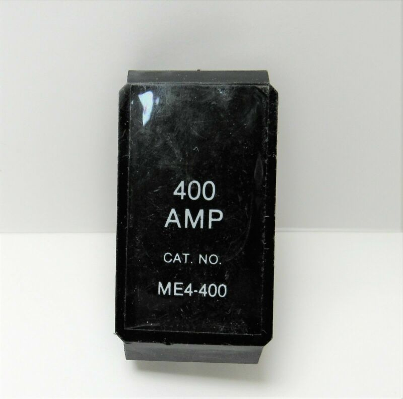 SQUARE D ME4-400 400A RATING PLUG