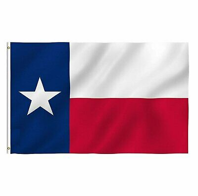 3×5 Texas State Flag State of Texas Flag Premium Banner Grommets FAST USA SHIP Décor