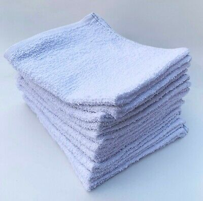 Bulk Cotton Barmop Terry Towels 15x19 25 Dozen -- Free Shipping