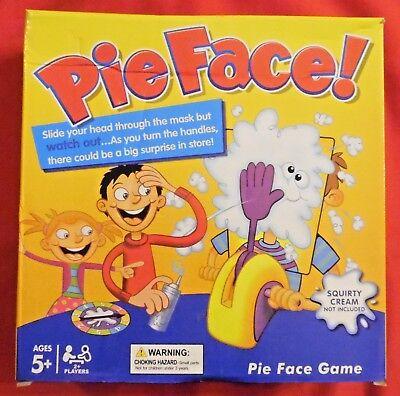 Spiel : Pie Face , ab 2 Spieler , Alter ab 5 Jahren , ungeoeffnet ()