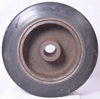 Indoor Forklift Solid Tire And Rim 12.5 Tall