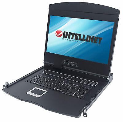 Intellinet Console KVM modulare con LCD 17'' da Rack 19''