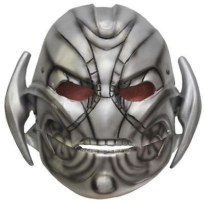 Ultron Bewegliche Kiefer Erwachsene Maske Marvel Avengers Bösewicht Film Rubies