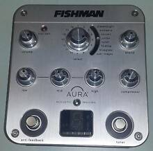 Fishman Aura Spectrum DI Acoustic Imaging Pedal and Preamp South Lismore Lismore Area Preview