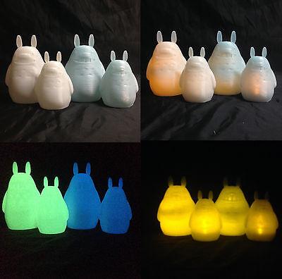 My Neighbor Totoro Glow in Dark Led Candle Night Light Candle Night Light