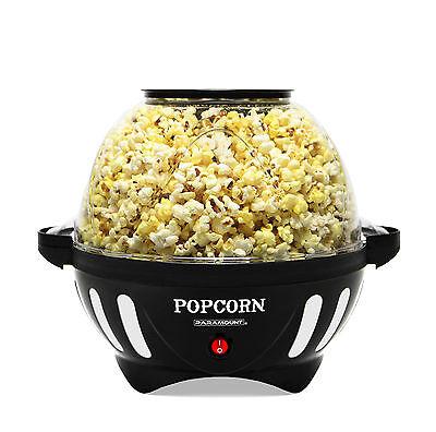 الة صنع الفشار جديد New Paramount Hot-Oil Popcorn Maker Machine Popper