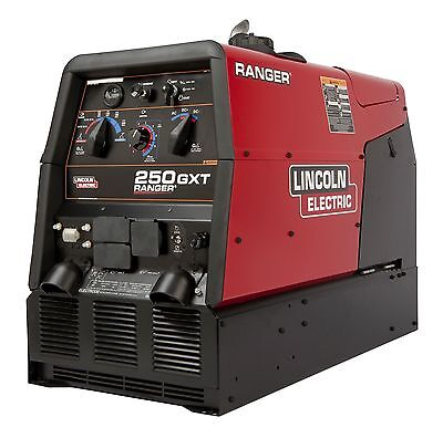 Lincoln Ranger 250 Gxt Welder Generator K2382-4 With 700 Rebate