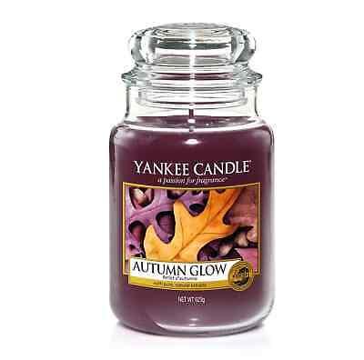 "YANKEE CANDLE - GIARA GRANDE - ""AUTUMN GLOW"" - CODICE 1556218E"