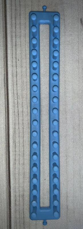 Blue Long Loom Knitting Board
