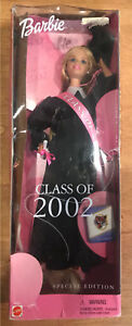 Barbie Class Of 2002