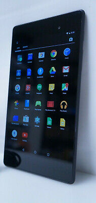 ASUS Google Nexus 7 K008 Wi-Fi 7in Tablet - Black (2nd Gen.) | 16GB 32GB