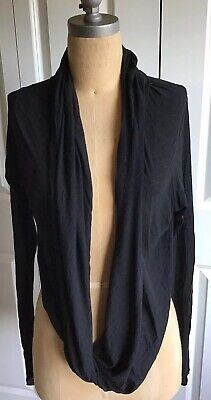 LULULEMON Iconic Wrap First Relase Black Sz 8/10 (Pre-Owned)