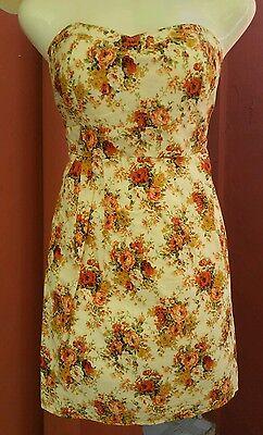 Vestido sexy talla M mini falda pinup noche boda fiesta vintage pin...