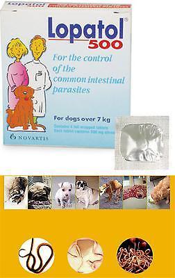 1 Tablet Pet Dog Oral Wormer Tablet Roundworm Tapeworm Worms Tablets Medicine>7k