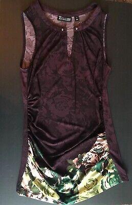 Fashion Design Studio (7th Avenue Design Studio NY&C Fashion Tank Size S Floral)