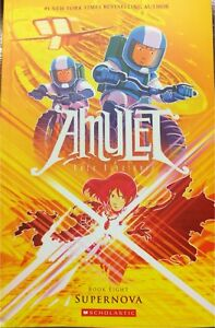 Amulet Volume 8 Graphic Novel