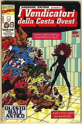 I VENDICATORI DELLA COSTA OVEST 2 MARVEL EXTRA 1994