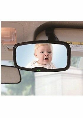 BabyMad 2 in 1 Baby Car Mirror Safety Child Rear View Mirror