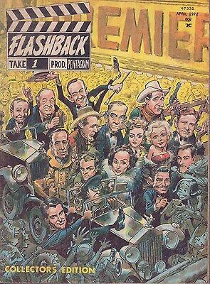 Flashback Take 1 April 1972 Collectors Edition Jack Davis 080317Nondbe