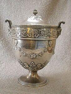 Sterling-Silver-Golf-Trophy-Philadelphia-PA-Country-Club-Caldwell-Gorham-40-OZ
