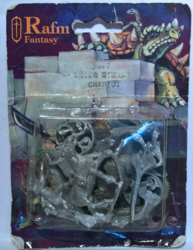 RAFM 3017 White Wing Chariot with Driver - in open blister