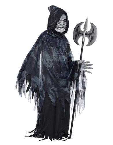 Halloween costume Amscan Boys Soul Taker Medium (8-10) Costume, Black