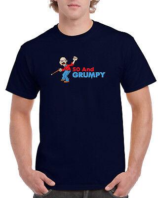 50th Birthday Gift Present Idea For Boys Dad Him & Men T Shirt 50 Tee Shirts ](Ideas For 50th Birthday)