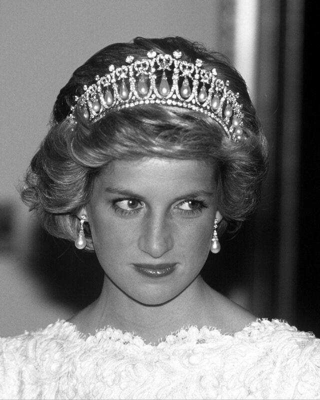 Princess Diana 8 x 10 / 8x10 GLOSSY Photo Picture IMAGE #3