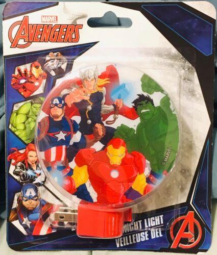 marvel avengers led night light for hallway